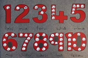 Maori Numbers