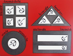 maori shape