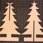 trees flat