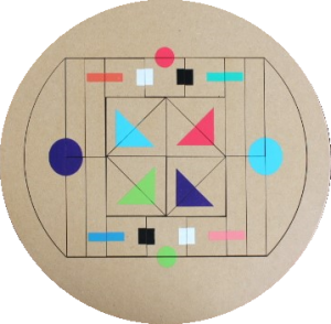 hard circle puzzle complete 1