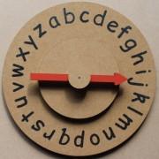 ABC Spinning Wheel