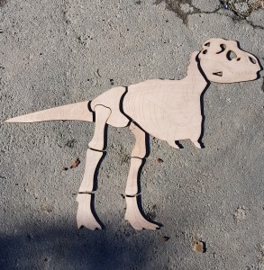 T Rex Skeleton (2)