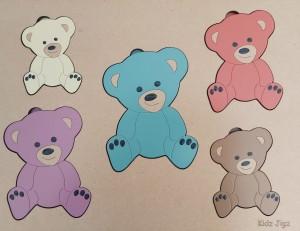 Bears 5 pc